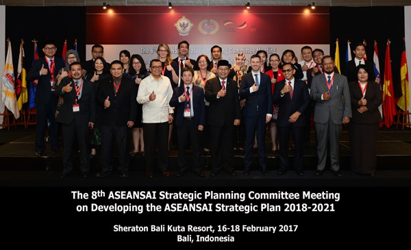 ASEANSAI Strategic Plan 2018 – 2021 is drafted