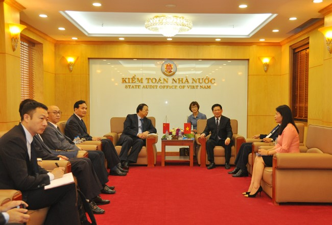 SAV and CNAO met in Hanoi to push up mutual cooperation