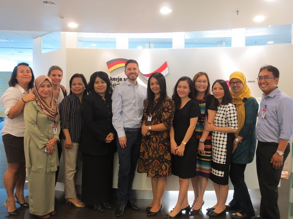 SAV chaired ASEANSAI Strategic Plan Coordination Meeting  in Jakarta, Indonesia